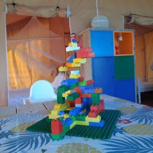 Duplo camping Place de la Famille